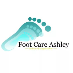 Logo bedrijf Foot Care Ashley