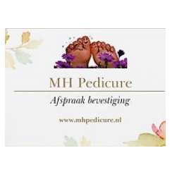 Logo bedrijf MH Wellness & Care || MH Pedicure
